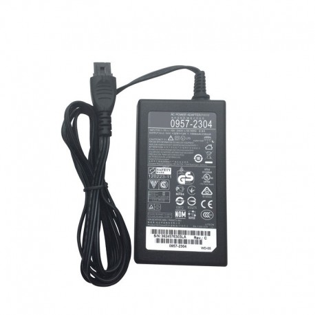 Ac Power Adapter for 0957-2304 HP OfficeJet 6600 7110 7610 7612 Printer Charger