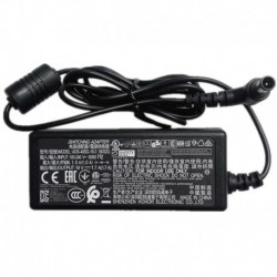 32W LG IPS Monitor MP37 27MP37HQ AC Power Adapter Charger Cord