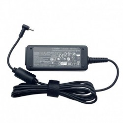 Asus Eee PC 1215N-PU17-SL AC Adapter Charger 40W