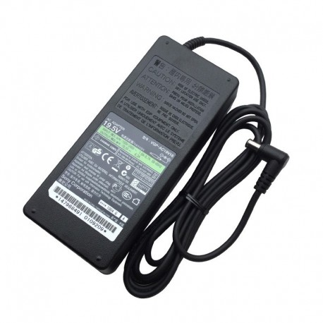 120W Sony Vaio VPCF121FX VPCF121FX/B AC Adapter Charger