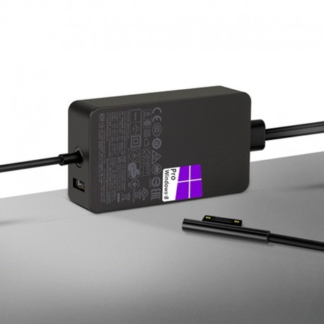 36W Microsoft Surface Pro 3 AC Adapter Charger