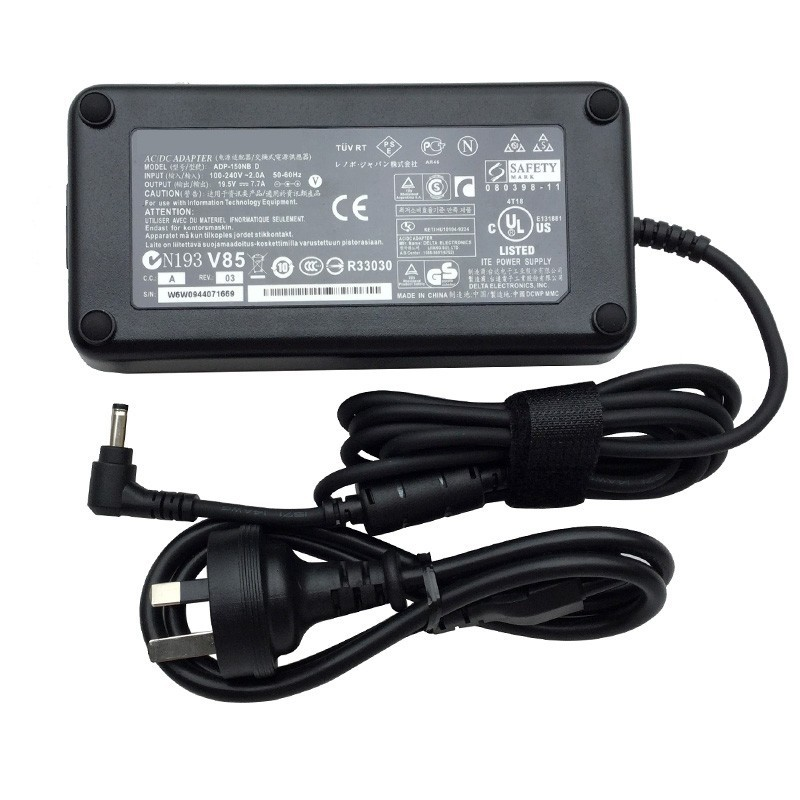 150W MSI Pro-20E-6M-7M 20EX-7M Adapter Charger